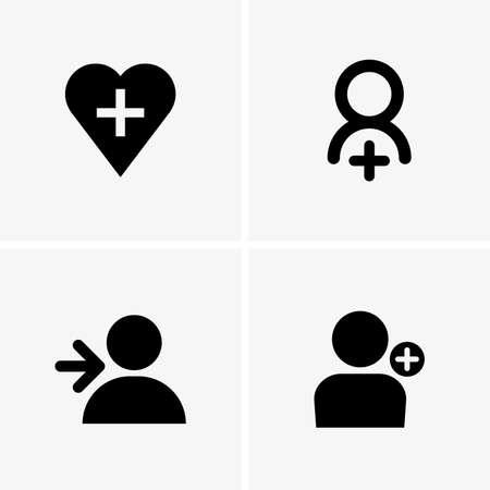 followers: Followers symbols