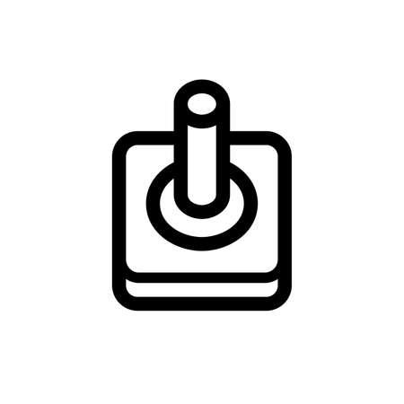 joystick icon Ilustração