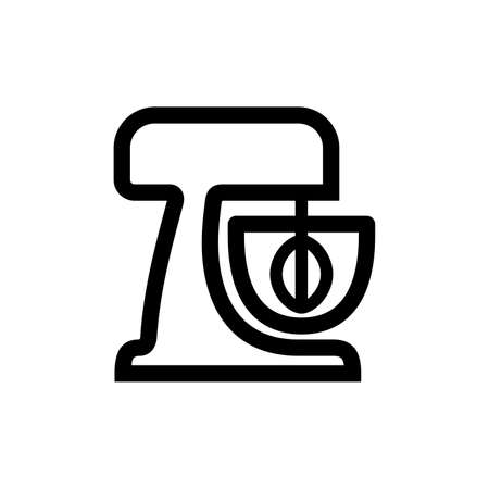 Mixer icon Иллюстрация