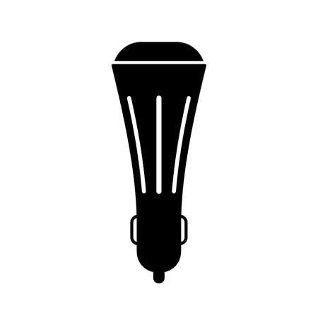 Car oil diffuser, shade picture Фото со стока - 89126811