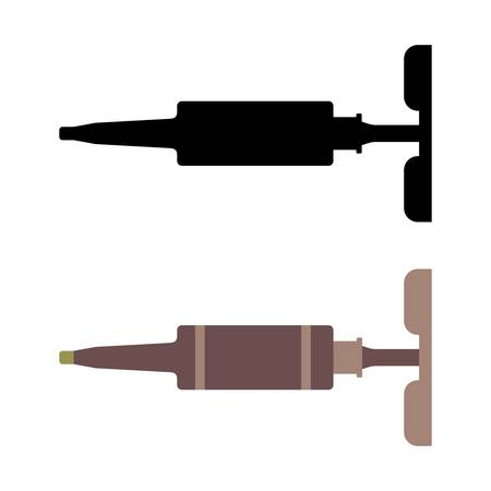 Shaped ammo picture.