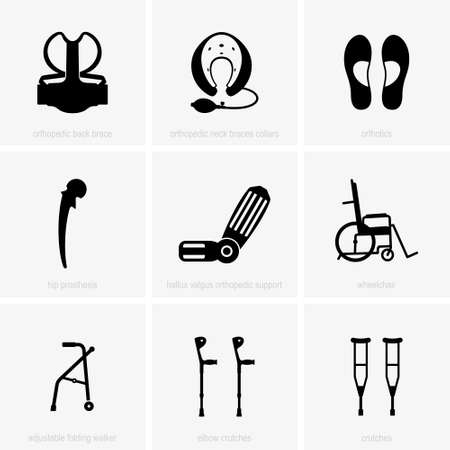 Equipment for disabled and elderly (senior) persons