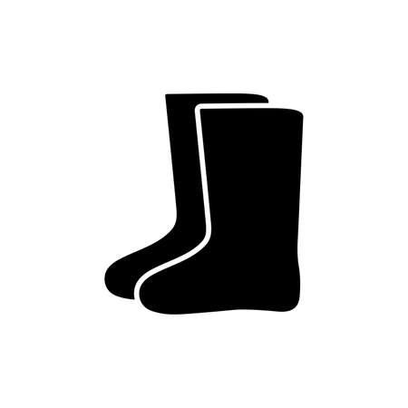 Valenki felt boots icon