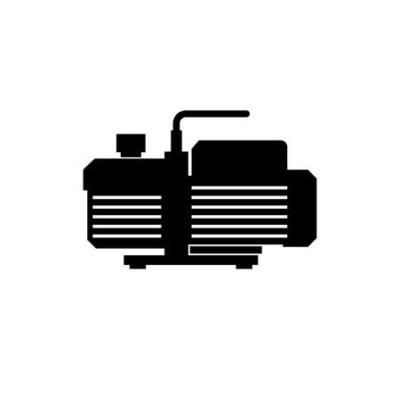 Vacuum pump icon