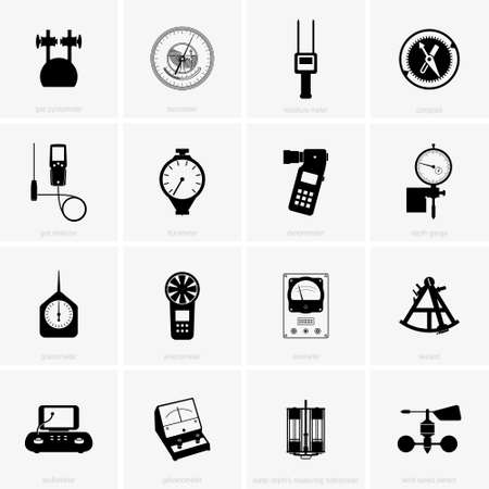 Scientific and technical measuring devices