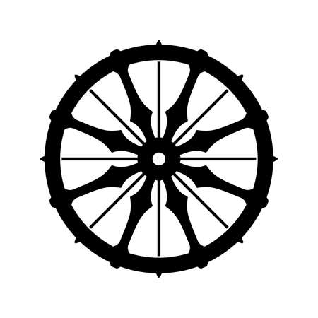 Wheel of dharma (Dharmachakra)