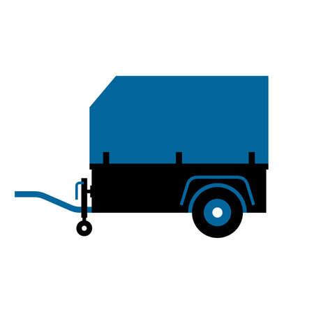 Cargo utility trailer