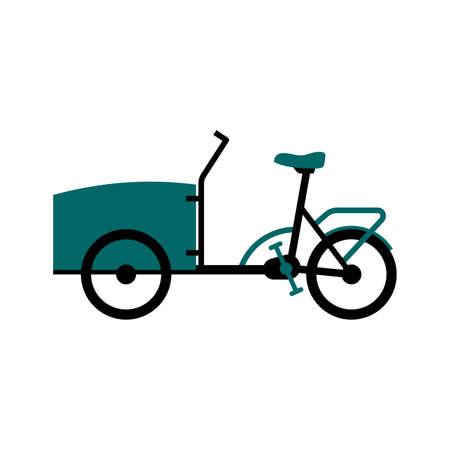 City cargo bike