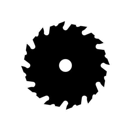 Circular saw blade Banque d'images - 109882502