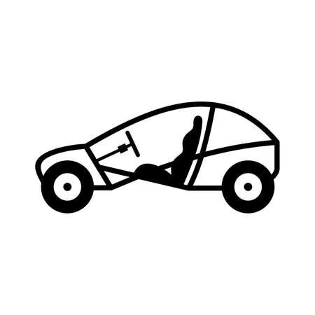 Dune buggy, beach recreational motor vehicle