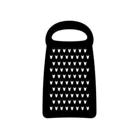 Kitchen grater shredder rasp