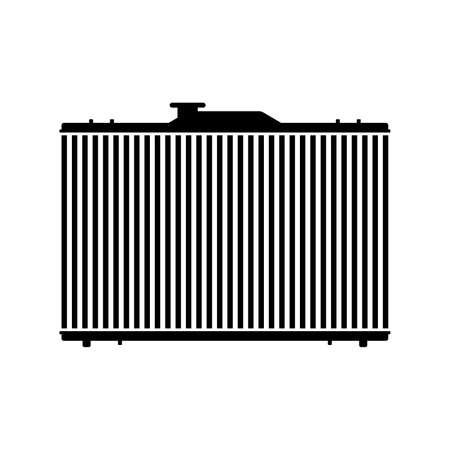 Internal combustion engine (ICE) radiator