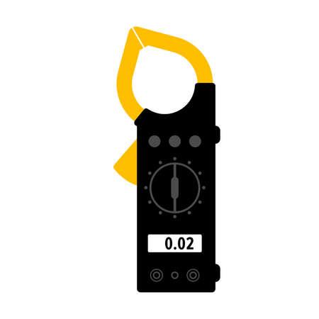 Multimetr cęgowy, urządzenie