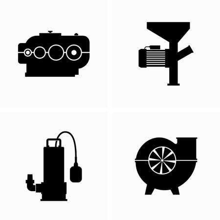 Heavy Industry equipment, machinery, devices