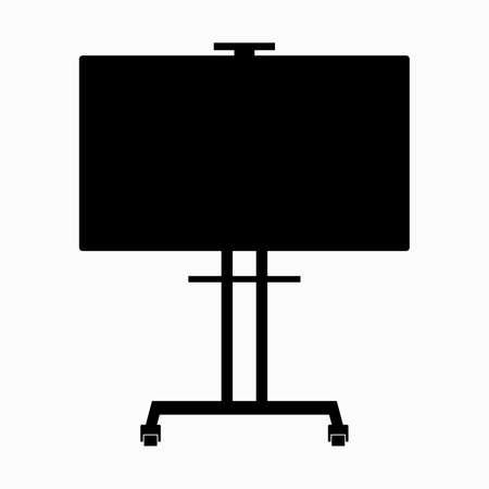 Smart interactive whiteboard, standalone touchscreen computer Çizim