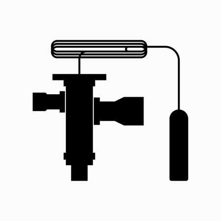 Thermisches Expansionsventil (thermostatisches Expansionsventil)