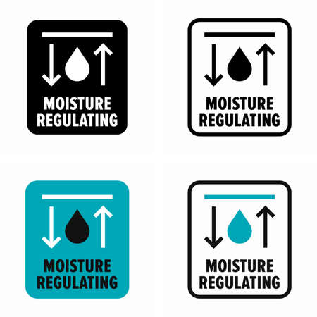 Moisture regulating and humidity controlling feature Çizim