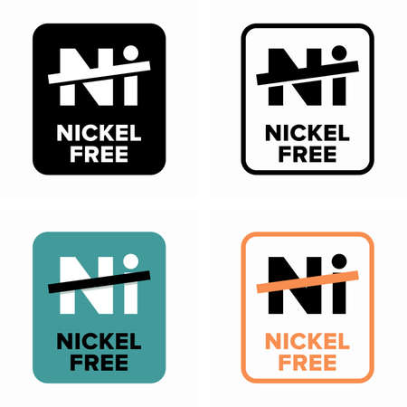 Nickel free, non toxic and non allergic item