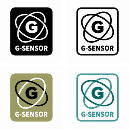 G-Sensor, camera motion detection function