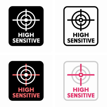 High sensitive aim, item property Çizim