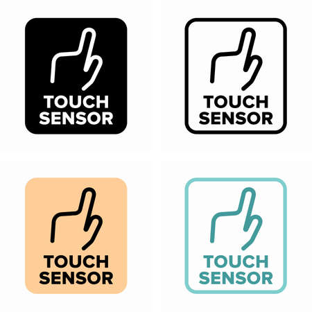 Digital capacitive touch sensor technology
