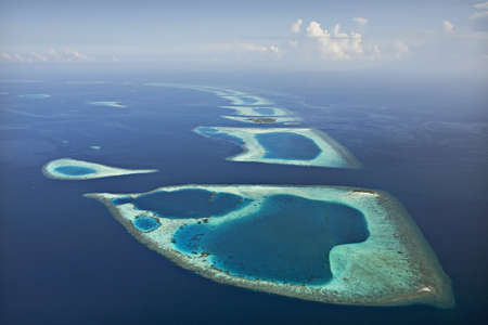Faavu Atoll Stock Photo - 9471812