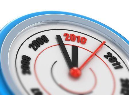 Countdown to 2010 Banco de Imagens