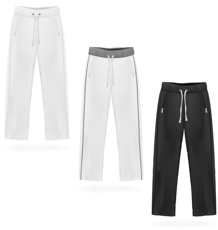 sport wear: Sport sweatpants set