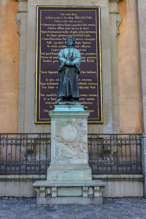 clergyman: Olaus Petri was a clergyman, writer, and a major contributor to the Protestant Reformation in Sweden