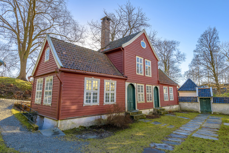 This museum offers a rare look at small-town life during the 18th and 19th centuries with various antique dwellings and shops, a bakery, and even the town's local barber and dentist.