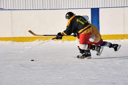 arbitrator: Hockey match di comandi interni