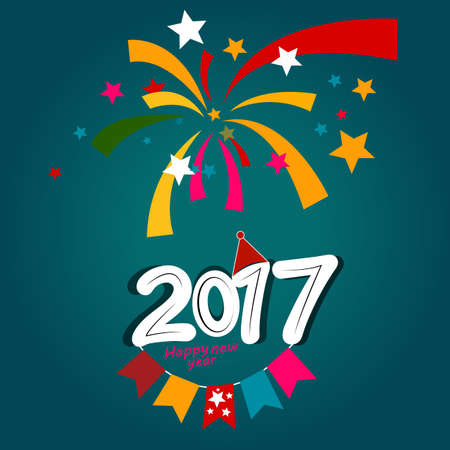 newyear: happy new year 2017
