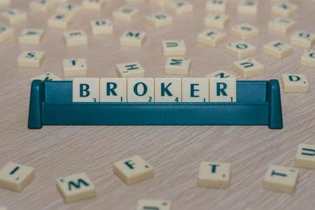 broker: Broker