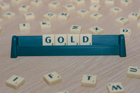 gold: Gold Stock Photo