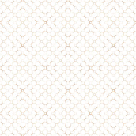 Seamless geometric pattern from circles. Endless texture from round shapes.Abstract background.Surface for textiles, paper, wallpaper, industrial items.Vector illustration.