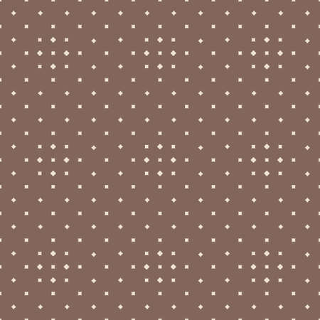 Seamless geometric pattern of rhombuses and rounded elements.Endless mosaic texture.Abstract background.Surface for textiles, paper, wallpaper, industrial items.Vector illustration.