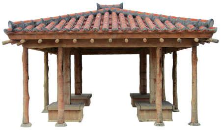 gazebo: Japanese traditional gazebo