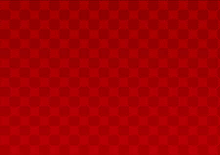 traditional Japanese pattern. the background image. red color.