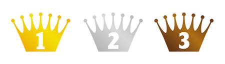 Crowns icon.