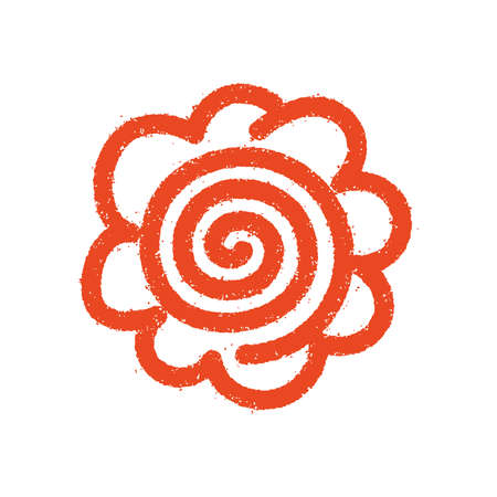 花丸スタンプ イラスト