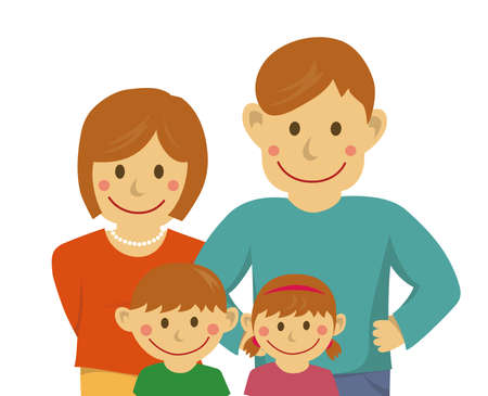 Family illustration.
