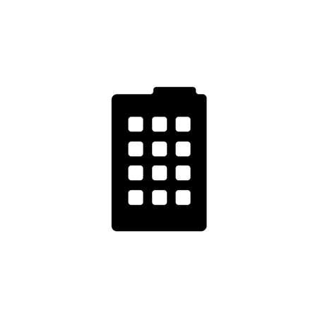 building icon 向量圖像