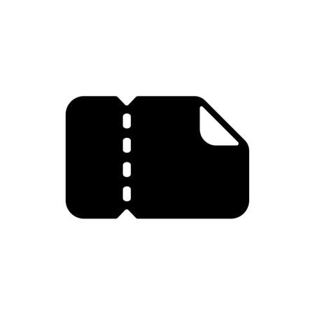 Ticket coupon icon