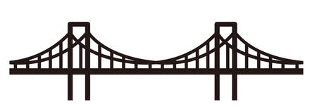 Simple bridge illustration.
