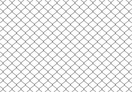 wire fence pattern illustration Ilustração