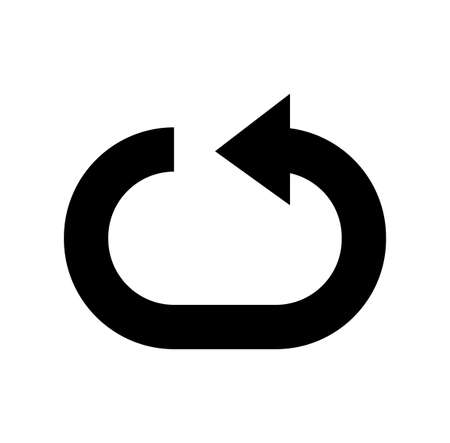loop  reload  repeat  recycle icon