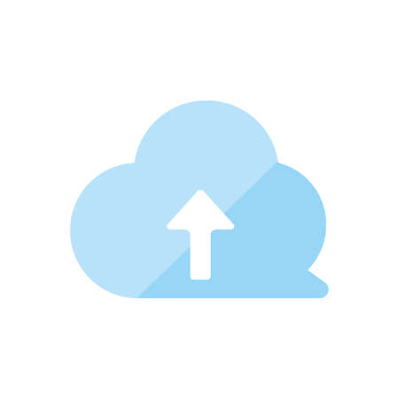Upload icon (cloud)