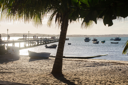 Manguinhos ビーチ、ブジオス、リオ ・ デ ・ ジャネイロ、ブラジル