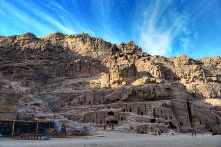 nabatean: Petra capital of ancient Nabatean nation