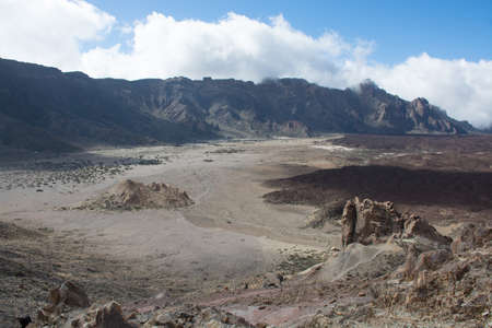 Teide National Park, Tenerife - the most spectacular travel destination, lava and volcano